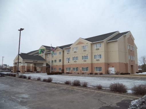 Holiday Inn Express in Stevens Point, WI